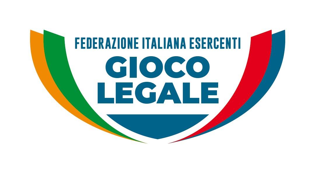 Logo Federazione Italiana Esercenti Gioco Legale